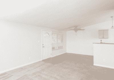 Spacious, open floorplans
